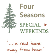 Four Seasons Special Weekends